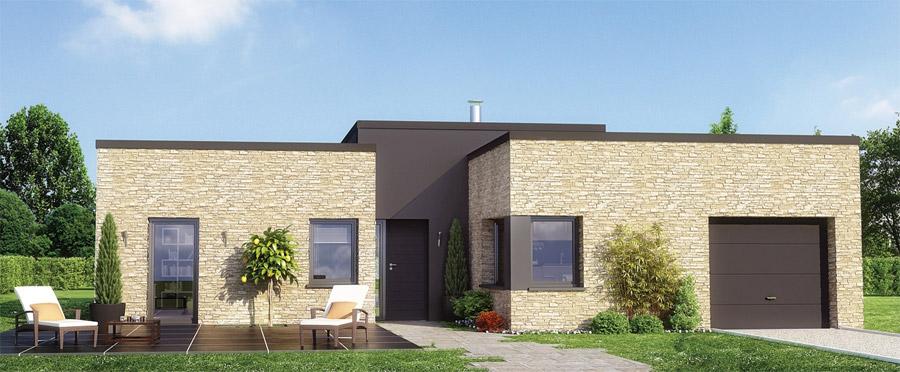 Maison familiale mazingarbe constructeur maison individuelle for Avis maison familiale