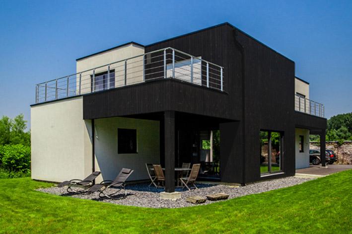 Demeures de style fleurbaix constructeur maison individuelle for Constructeur maison individuelle 72