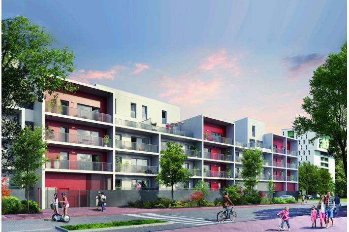 programme ligne b accession maitrisee appartement neuf rennes 35. Black Bedroom Furniture Sets. Home Design Ideas