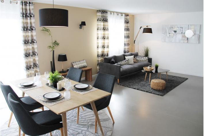 Programme les carres cristalline appartement neuf for Constructeur maison wittenheim