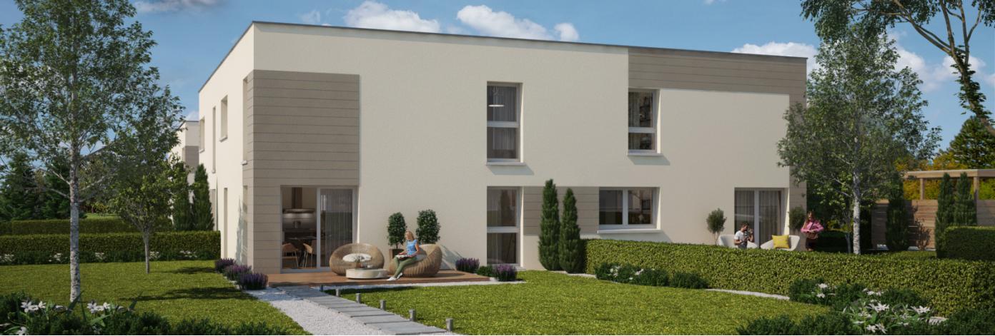 Les carres des hameaux appartement neuf magny les for Jardin de cocagne magny les hameaux