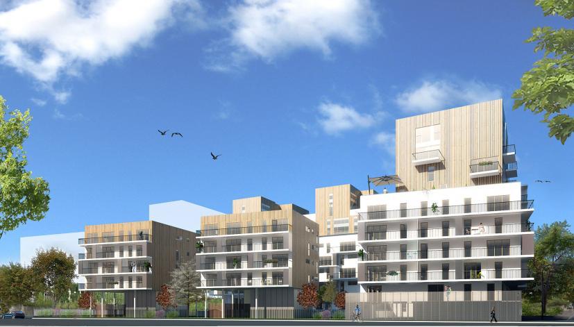 programme initials appartement neuf asni res sur seine 92. Black Bedroom Furniture Sets. Home Design Ideas