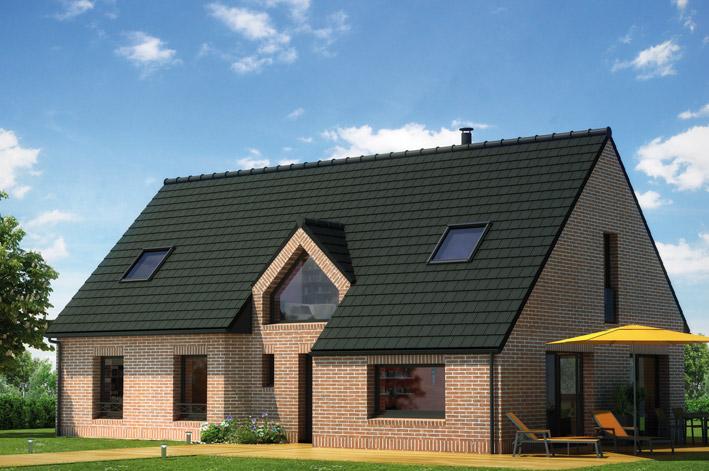 Maison familiale lille constructeur maison individuelle for Constructeur maison familiale