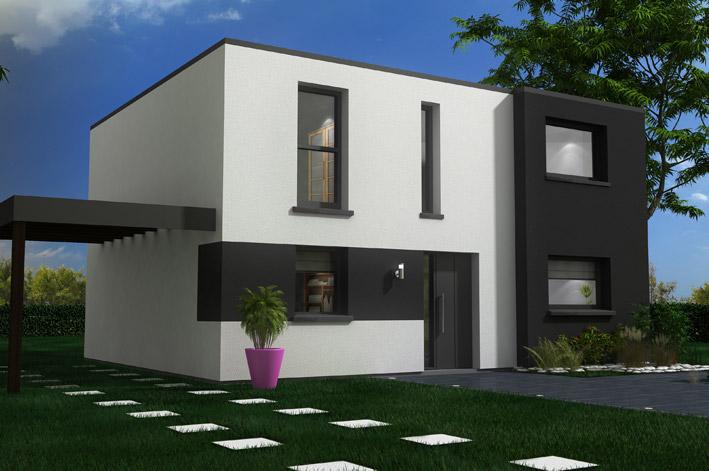Maison castor amiens constructeur maison individuelle for Constructeur maison individuelle 72