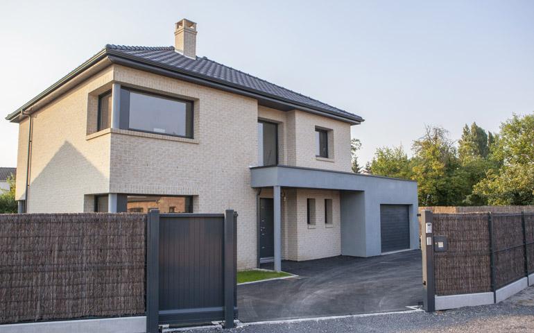Maisons d 39 en flandre hazebrouck constructeur maison for Nf maison individuelle
