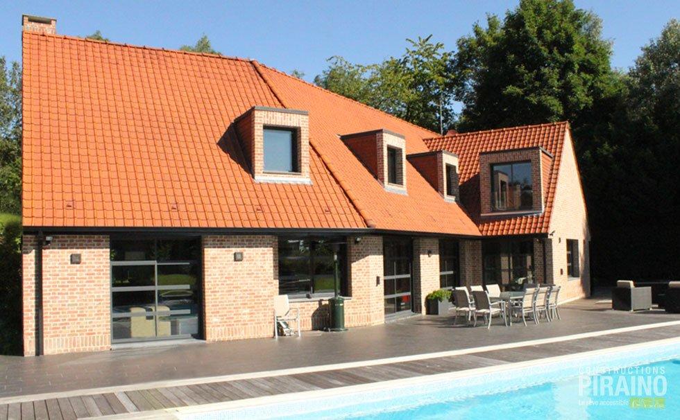 Constructions piraino wasquehal constructeur maison for Vente maison individuelle wasquehal