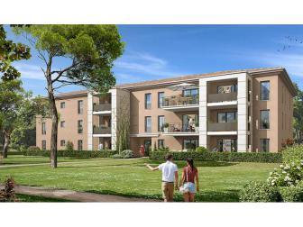 Programme immobilier neuf aix en provence achat logement for Achat maison neuve aix en provence