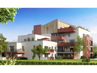 Immobilier neuf launaguet maison et appartement neuf for Salon du logement neuf toulouse