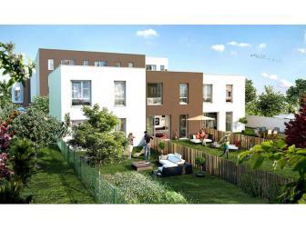 Immobilier neuf p rignat l s sarli ve maison et - Maison jardin hello kitty clermont ferrand ...