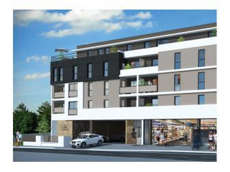 immobilier neuf boucau maison et appartement neuf. Black Bedroom Furniture Sets. Home Design Ideas