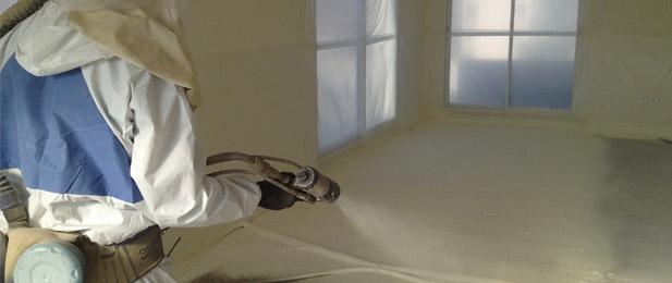 isolation par mousse polyur thane projet e economies d nergies guide du neuf. Black Bedroom Furniture Sets. Home Design Ideas