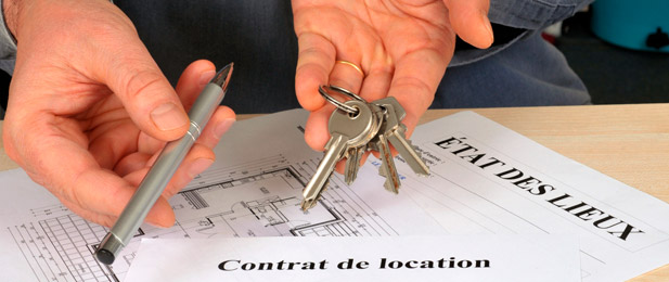 Vérifier dossier locataire appartement