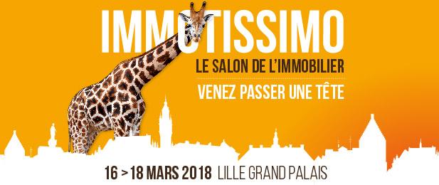 Salon Immotissimo 2018 Lille